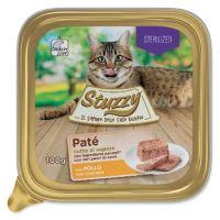 Vanička MISTER STUZZY pro sterilizované kočky kuřecí 100g