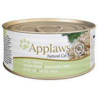 APPLAWS konzerva Kitten Chicken 70g