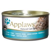 APPLAWS konzerva Kitten jemný tuňák pro koťata 70g