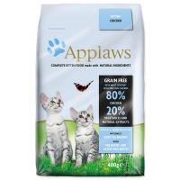 APPLAWS Dry Cat Kitten - granule pro koťata 400g