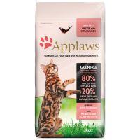 APPLAWS Dry Cat Chicken & Salmon - granule pro kočky s lososem 2kg