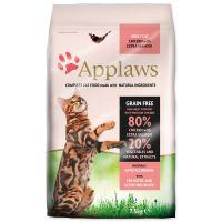 APPLAWS Dry Cat Chicken & Salmon - granule pro kočky s lososem 7,5kg