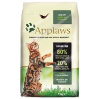 APPLAWS Dry Cat Chicken with Lamb 7,5kg + obojek Diaz 35cm