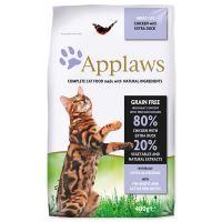 APPLAWS Dry Cat Chicken & Duck - granule pro kočky s kachnou 400g