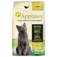 APPLAWS Dry Cat Senior Chicken - granule pro starší kočky 400g