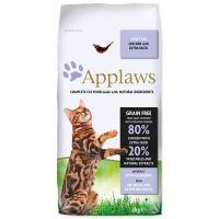 APPLAWS Dry Cat Chicken & Duck - granule pro kočky s kachnou 2kg