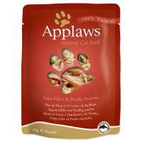 Applaws kapsička Cat tuňák a tygří krevety 70g