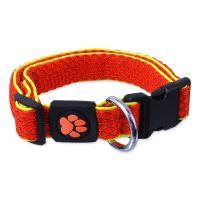 Obojek ACTIVE DOG Mellow oranžový L