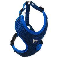 Postroj ACTIVE DOG Mellow tmavě modrý XS