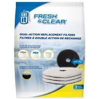 Hagen Náplň uhlíkový molitan do Fresh&Clean 3ks
