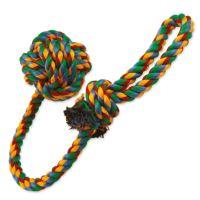 Přetahovadlo DOG FANTASY házecí barevné 55cm