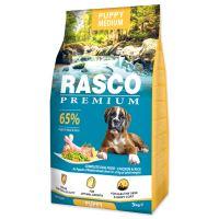 RASCO Premium Puppy / Junior Medium 3kg