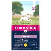 EUKANUBA Puppy & Junior Small Breed 3kg