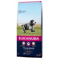 EUKANUBA Senior Medium 15kg