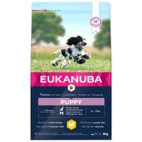 EUKANUBA Puppy & Junior Medium 3kg