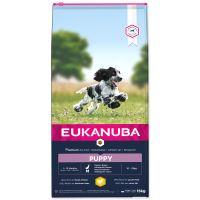 EUKANUBA Puppy & Junior Medium 15kg