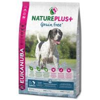 EUKANUBA Nature Plus+ Adult Grain Free Salmon 2,3kg