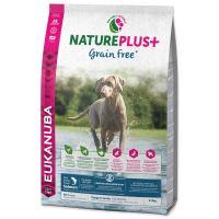 EUKANUBA Nature Plus+ Puppy Grain Free Salmon 2,3kg