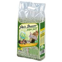 Pelety JRS Pet´s Dream Paper Pure 10l