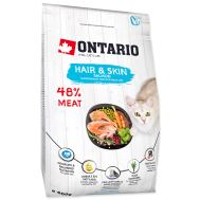 ONTARIO Cat Hair & Skin 400g