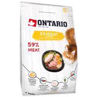 ONTARIO Cat Exigent 400g