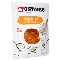 ONTARIO Mini Chicken Slices 50g