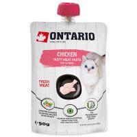 ONTARIO Kitten Chicken Fresh Meat Paste 90g