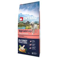 ONTARIO Large Weight Control Turkey & Potatoes & Herbs 12kg