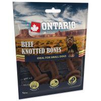 ONTARIO Rawhide Snack Bone 7,5cm