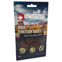 ONTARIO Rawhide Snack Ball 3,75cm
