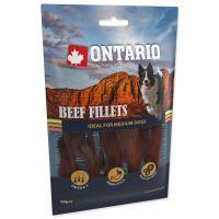 ONTARIO Rawhide Snack fillets 12,5cm