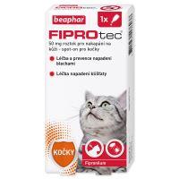 Spot on Fiprotec pro kočky od 2kg