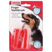Beaphar Zubní kartáček Dog-A-Dent na prst