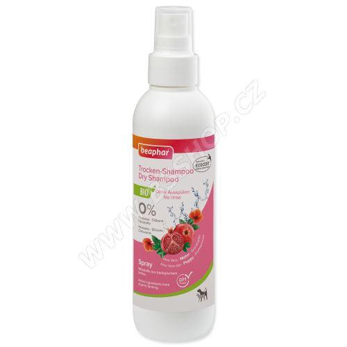 Šampon BEAPHAR BIO suchý ve spreji 200ml