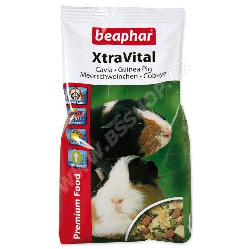 BEAPHAR XtraVital morče 1kg