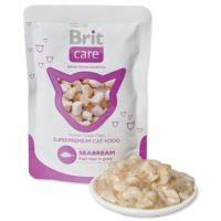 Kapsička BRIT Care Cat Pouches Seabream 80g