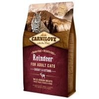 Carnilove Reindeer Adult Cats Energy and Outdoor 2kg