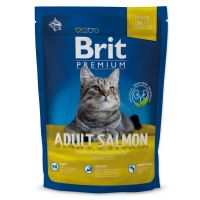 BRIT Premium Cat Adult Salmon 1,5kg