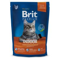 BRIT Premium Cat Indoor 800g