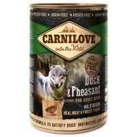 CARNILOVE Wild Meat Duck & Pheasant 400g
