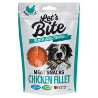 BRIT Let´s Bite Meat Snacks Chicken Fillet 80g