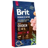 BRIT Premium by Nature Adult L 8kg - EXP 09/2021