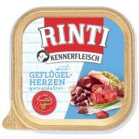 Vanička RINTI Kennerfleisch drůbeží srdíčka + nudle 300g