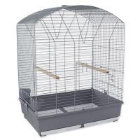 Klec BIRD JEWEL Vanesa tmavě šedá 67x46x72cm