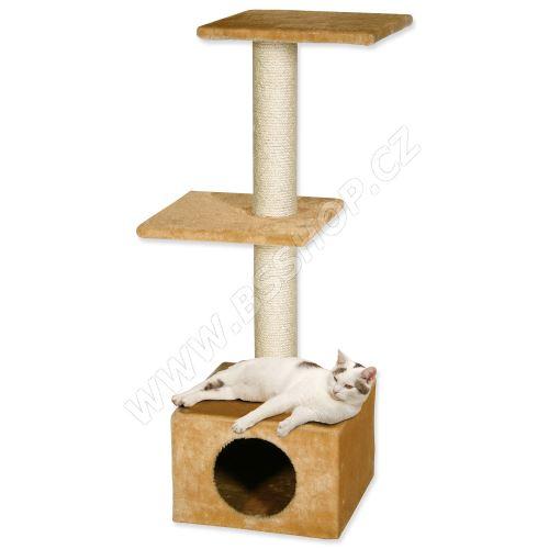 Odpočívadlo MAGIC CAT Alexia béžové 109cm