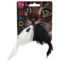 Hračka MAGIC CAT myš plyšová chrastící 11cm