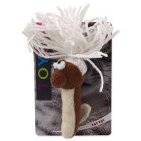 Hračka MAGIC CAT červík bavlněný plyšový mix 13,75cm