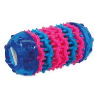 Hračka DOG FANTASY TPR Dental modrá 13,7x6,4cm