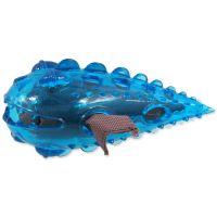 Hračka DOG FANTASY TPR ryba modrá 16cm