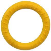 Hračka DOG FANTASY EVA Kruh žlutý 18cm